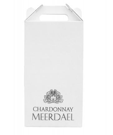 Doos 2 flessen Chardonnay Meerdael