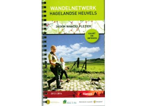 Wandelnetwerk Hagelandse Heuvels: kaart + infogids